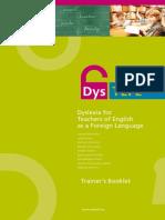 DysTEFL Booklet Trainer