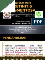 Referat Mata Retinitis Pigmentosa (1)