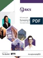 RICS Surveying 2015