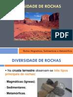 2.Diversidade Rochas