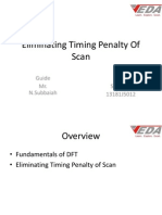 Eliminating Timing Penalty of Scan Experiment Results (1)