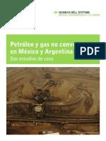 PETROLEO Y GAS No Convencional