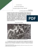 2nda. Entrega Ixcán. El campesino indígena se levanta, 1966-1982