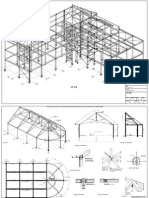 Steel Detailing Example Drawings
