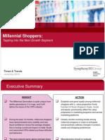 Millennial Shoppers Presentation