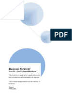 Business Strategy Tesco