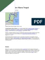 Canalul Dunăre Marea Neagra