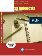SMP Kelas 9 - Contextual Teaching and Learning - Bahasa Indonesia