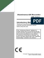 Light Uv Temp Rh Logger Manual