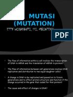 Presentasi Mutasi .ppt