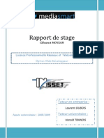 Rapport Stage Clement MOYSAN