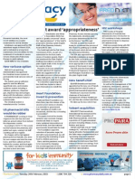 Pharmacy Daily for Tue 24 Feb 2015 - Draft award 'appropriateness', Gaps in AMS pharmacists, SHPA HIV workshops, Valeant acquisition and much more