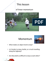 2.4 Momentum and Impulse- Physics