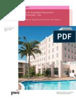 Boletín Actualidad Corporativa N° 6 - Reformas al Sector Turismo
