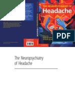 The Neuropsychiatry of Headache
