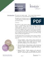 Best Practices in Bank Customer Experience Design