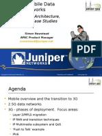 Juniper 3G Data Network