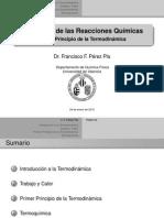 Tema 2 Energia Reacciones Quimicas