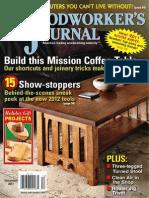 Woodworker's Journal December 2011
