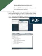 CONFIGURACION CENTOS 7 COMO SERVIDOR DHCP.docx