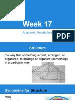 week 17 vocabulary presentation-2