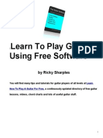 Free Guitar Software