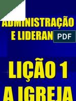 IBADEP - Administracao e Lideranca