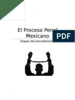El Proceso Penal Mexicano 2