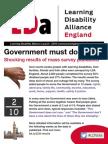 LDA Westminster Launch Newspaper