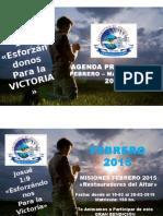 Agenda 2015 Presbiterio