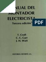 Manual Del Montador Electricista_PDF_T. CRoft