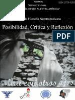 Vol 5 Filosofía Desde Nuestra América- Posibilidad Crítica y Reflexión