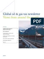 Deloitte Global Oil Gas Tax Newsletter 072011