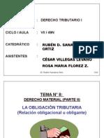 Obligacion Tributaria 2007