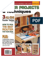 The Router Book A Complete Guide To The Router And Its Accesories Pat Warnerthe Router Book Woodworking Wood