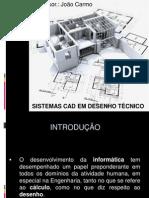 AULA 1 Sistemas CAD Em Desenho Tecnico