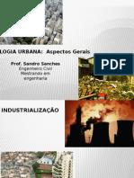 Aula 1 Ecologia Urbana Aspectos Gerais