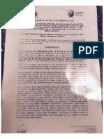Resolución Dadma Arboricidio en Santa Marta