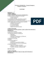 Lineamientos Curricullares en Tecnologia e Informatica