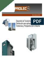 C35 Desarrollo de Transformadores de Distribución Para Aplicación Solar