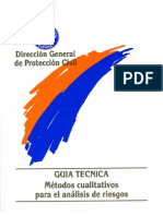 Direccion General de Proteccion Civil