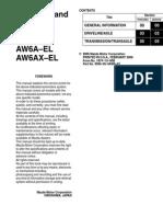CX-7 Transmission Manual