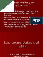 Las Tecnologías Del Habla