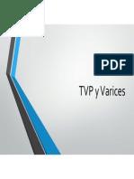 TVP y Varices