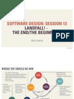Software Design Session 14