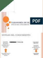 Taxonomía de las capacidades