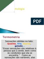 Termologia-