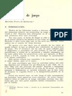 La Entrevista de Juego- Mercedes Freire Garbarino