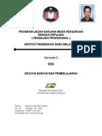Pengurusan  Persekitaran Bilik Darjah Yang Mesra Budaya.doc