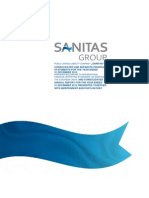 SANITAS 2012 Annual Report